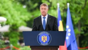 Radio Europa Libera, din nou in Romania. Iohannis: Avem nevoie de presa care sa ajute cetatenii sa discearna adevarul intr-un ocean de manipulare