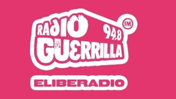 Radio Guerrilla si-a oprit emisia in FM. Mai emite online pana in octombrie