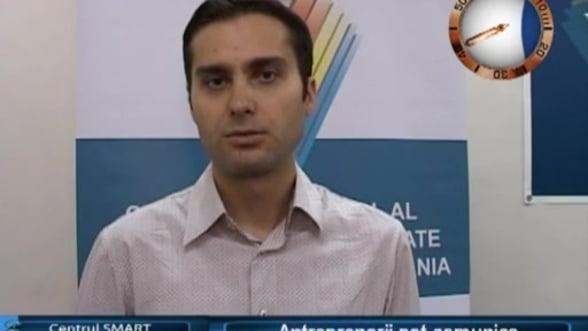 Radu Oprea, director executiv Centrul de Dezvoltare SMART