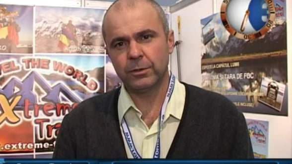 Radu Vatcu, worldwide tour organiser Extreme Travel