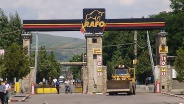 Rafinaria Rafo intentioneaza sa contracteze un credit de 330 mil. de euro