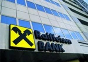 Raiffeisen Bank: profit in crestere cu 12% in 2010
