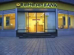 Raiffeisen Bank International a avut un profit de 240 mil. euro in trimestrul III