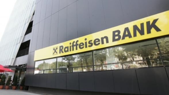 Raiffeisen Bank International isi majoreaza capitalul cu 2,25 miliarde de euro