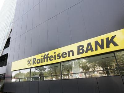 Raiffeisen Bank contesta amenda aplicata de Consiliul Concurentei