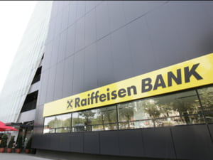 Raiffeisen Bank va acorda credite prin Prima Casa de saptamana viitoare