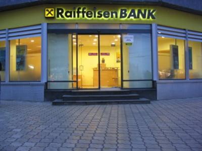 Raiffeisen Bank si Raiffeisen Leasing ar putea primi impreuna 50 de milioane de euro de la BEI