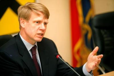 Van Groningen: In 2012 vor fi schimbari semnificative ale cotelor de piata ale bancilor