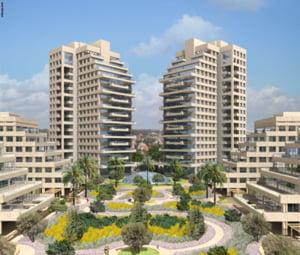 Raiffeisen evolution va investi circa 250 milioane euro intr-un proiect imobiliar mixt din Bucuresti