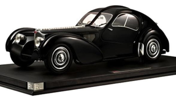 Ralph Lauren lanseaza o noua editie de masini clasice in miniatura