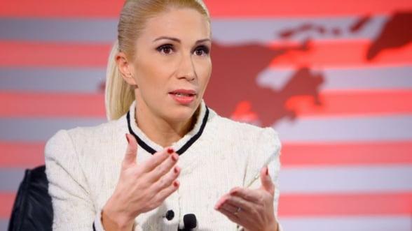 Raluca Turcan: 2012, anul cresterii economice