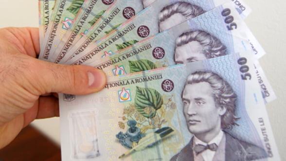 Randamentul obligatiunilor MFP pe trei ani a atins minimul istoric