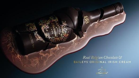 Rasfata-te cu crema de whisky cu ciocolata belgiana