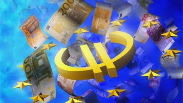 Rata de absorbtie a fondurilor europene a ajuns la 9,17%, in iunie