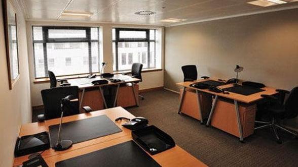 Rata de neocupare a spatiilor de birouri a ajuns la 14,2% in Romania