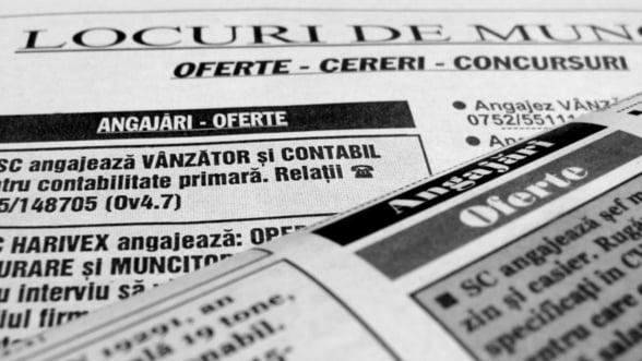 Rata de ocupare a ajuns la 64,4% in trimestrul doi, la 5,6% distanta de tinta strategiei europene