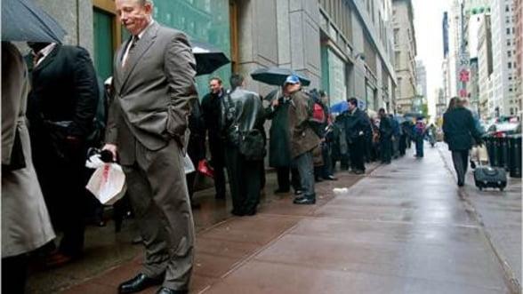 Rata de ocupare a populatiei a crescut cu 0,1 puncte procentuale in T1