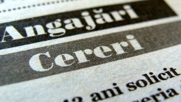 Rata locurilor de munca vacante a crescut la 0,7%, in trimestrul doi