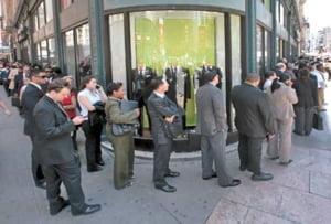 Rata somajului din SUA a scazut la 7,6% in martie