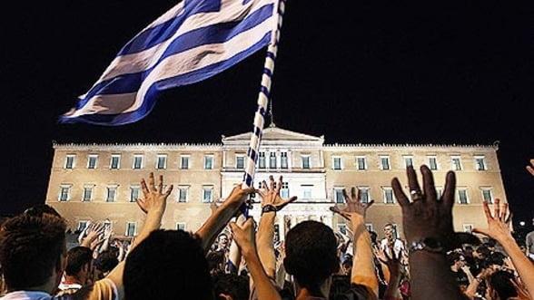 Rata somajului din T1 in Grecia, la cel mai mare nivel din 1998