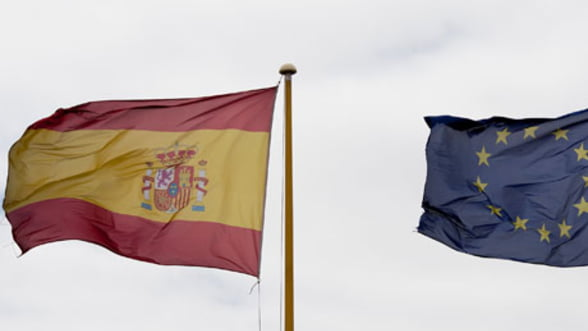 Ratele dobanzii Spaniei nu sunt in concordanta cu fundamentele sale
