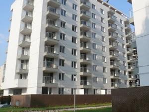 Ratele la apartamente sunt cu 23% mai mici