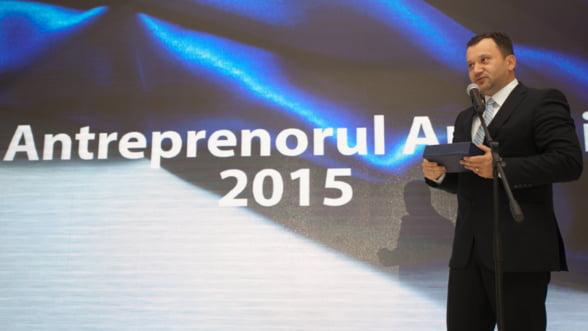 Raul Ciurtin, presedintele Albalact, desemnat antreprenorul anului 2015