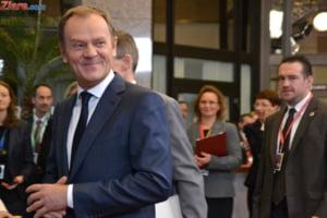 Razboi pe sefia Consiliului European. Polonia nu-l mai vrea pe Tusk, Bruxellesul se opune