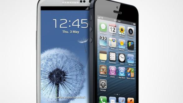 Razboiul Apple - Samsung: Apple pregateste doua modele noi de iPhone