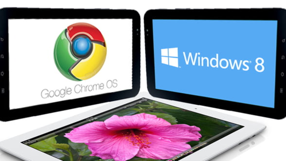 Razboiul tabletelor: Apple, Microsoft si Google