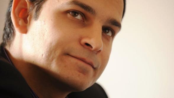 Razvan Bagiu, omul care a inviat dinozaurii de la Antipa