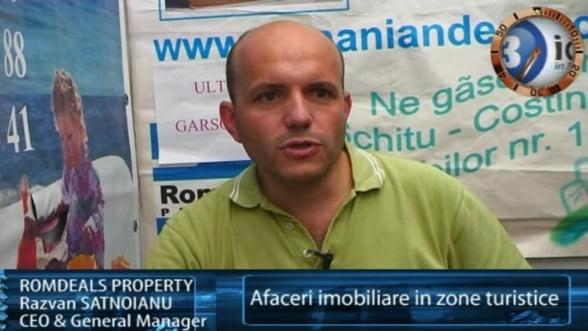 Razvan Satnoianu, ceo & general manager RomDeals Property