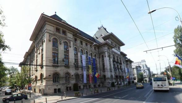 Reabilitarea sediului Primariei Bucuresti costa 19,6 milioane de euro