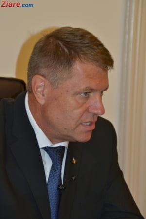 Reactia presedintelui Iohannis la perchezitiile DNA de la Primaria Sibiu