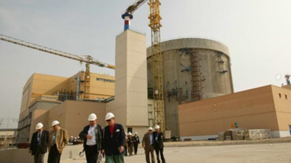 Reactoarele de la Cernavoda ar putea fi construite de chinezi