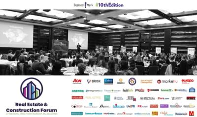 Real Estate & Construction Forum a ajuns la cea de-a X-a editie