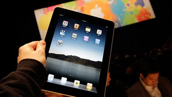 Record Apple: 3 milioane de iPad-uri vandute in 4 zile