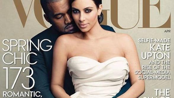 Record de vanzari pentru revista Vogue. Cine sunt vedetele de pe coperta