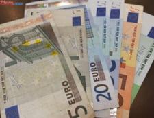 Record istoric pentru euro pe piata interbancara, dupa ce si BNR a crescut prognoza de inflatie