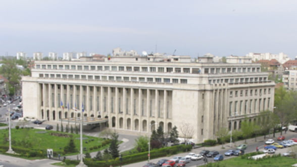 Rectificarea bugetara, in sedinta de guvern