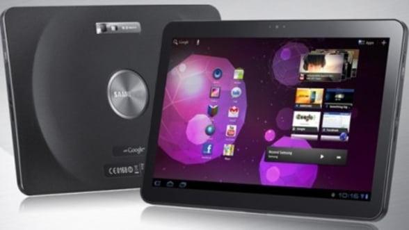 Recursul Samsung a esuat: Galaxy Tab, interzisa in continuare in SUA