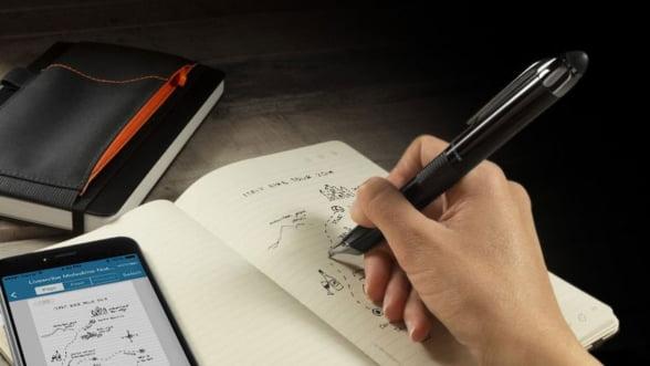 Redescopera placerea scrisului de mana fara sa renunti la tehnologie!