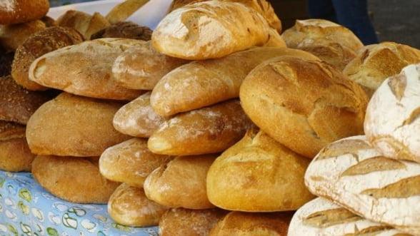 Reducerea la 9% a TVA la paine necesita provizioane de 120 de milioane de lei