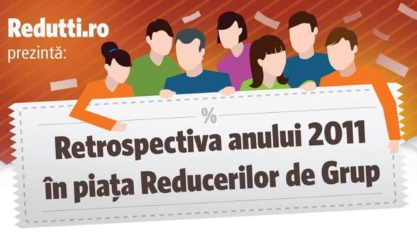 Reduceri: Romanii au cumparat in 2011 vouchere de 18 milioane de euro