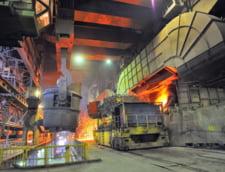 Reduceri ale capacitatii de productie la Combinatul ArcelorMittal din cauza cutremurului din Vrancea