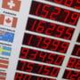 Referinta leu/franc, la maximul istoric: 3,5050 lei pentru un franc