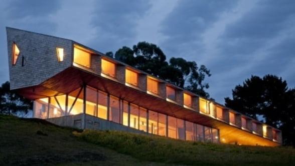 Refugia Lodge, cazare de lux in Chile