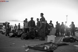 Refugiati in Germania: Certuri, batai si scandaluri soldate cu raniti, inclusiv din Politie