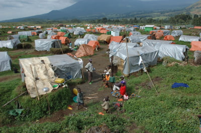 Refugiati in propria tara: 40 de milioane de oameni si-au parasit casele, pentru a-si salva viata
