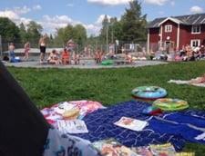 Refugiatii au refuzat case de lux in Suedia, cu piscina si sauna: Ce nu le-a placut